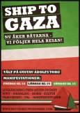 Sätt segel mot Gaza